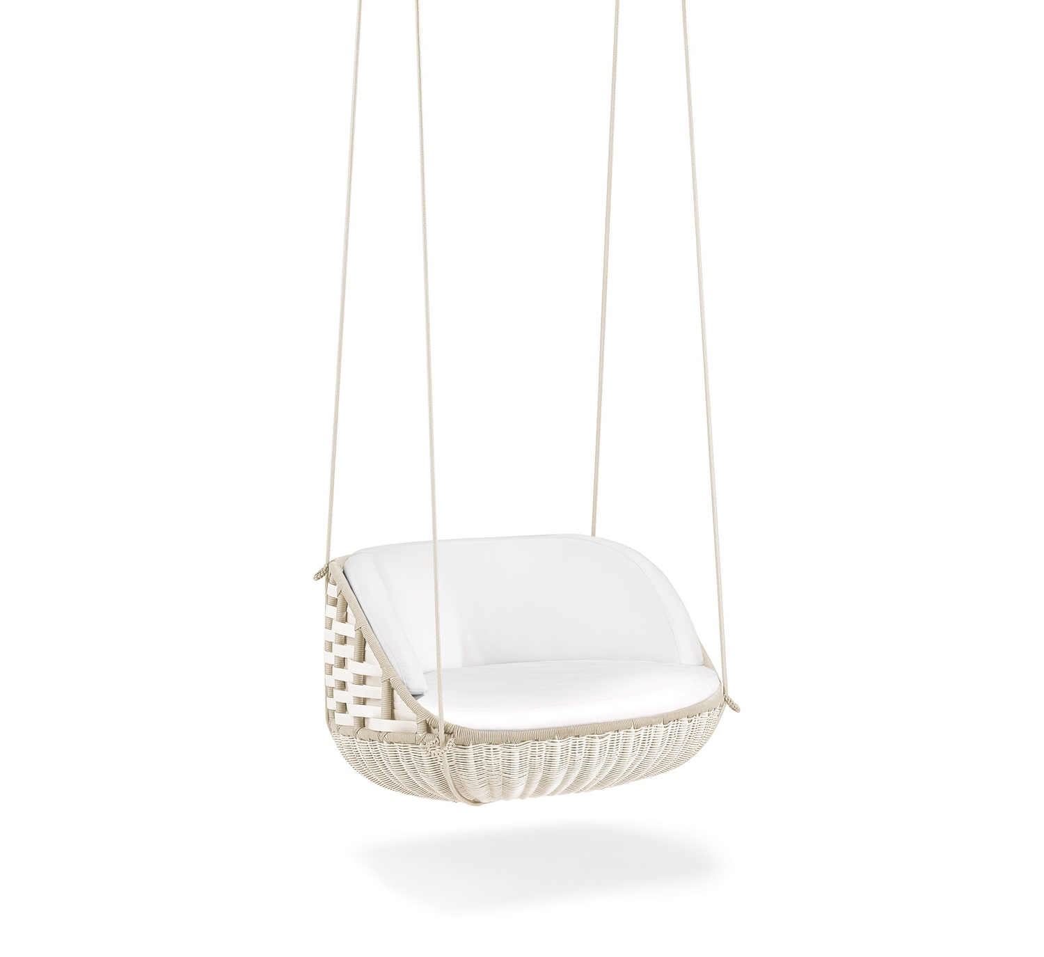 кресло DEDON SWINGREST chalk