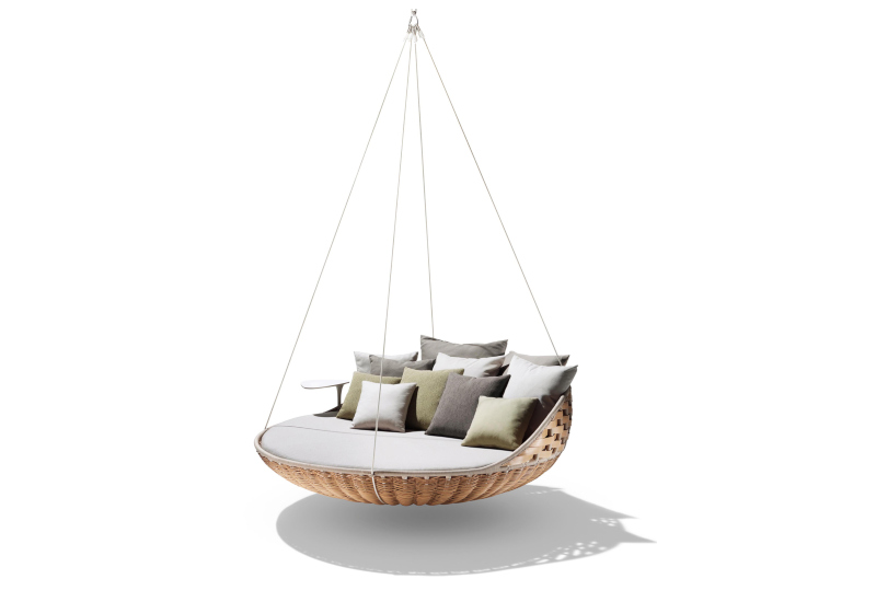 лежанка DEDON SWINGREST natural